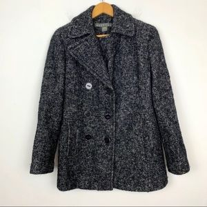 Kenneth Cole Reaction Women's Coat Size Small Wool